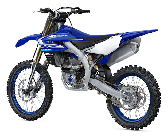 2020 Yamaha YZ250F in Laurel, Maryland - Photo 3