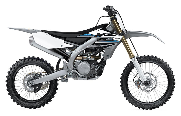 2020 Yamaha YZ450F in Ames, Iowa - Photo 1