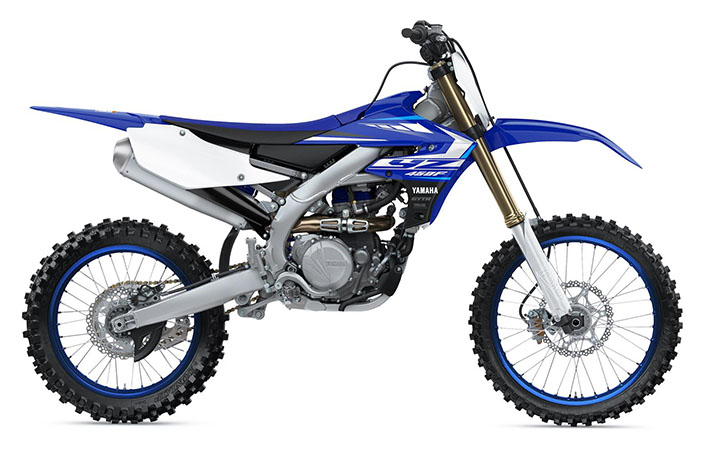 2020 Yamaha YZ450F in Geneva, Ohio - Photo 1