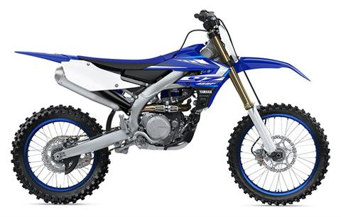 2020 Yamaha YZ450F in Johnson Creek, Wisconsin