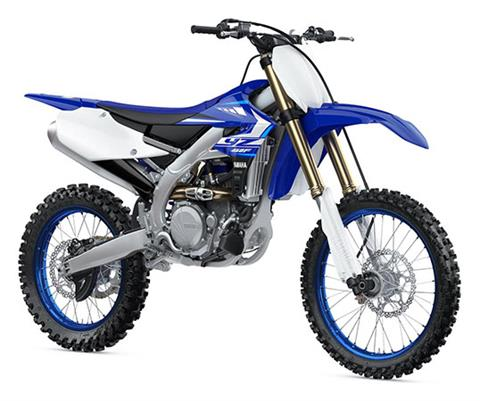 2020 Yamaha YZ450F in Brilliant, Ohio - Photo 10