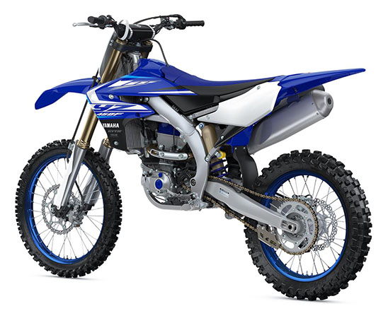 2020 Yamaha YZ450F in Fayetteville, Georgia - Photo 3