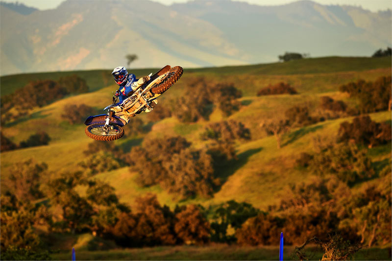 2020 Yamaha YZ450F in Santa Clara, California - Photo 8