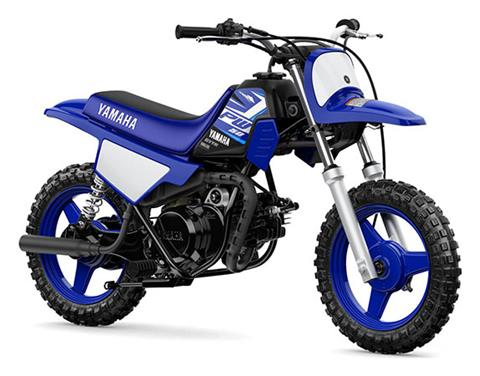 2020 Yamaha PW50 in Saint Helen, Michigan - Photo 2