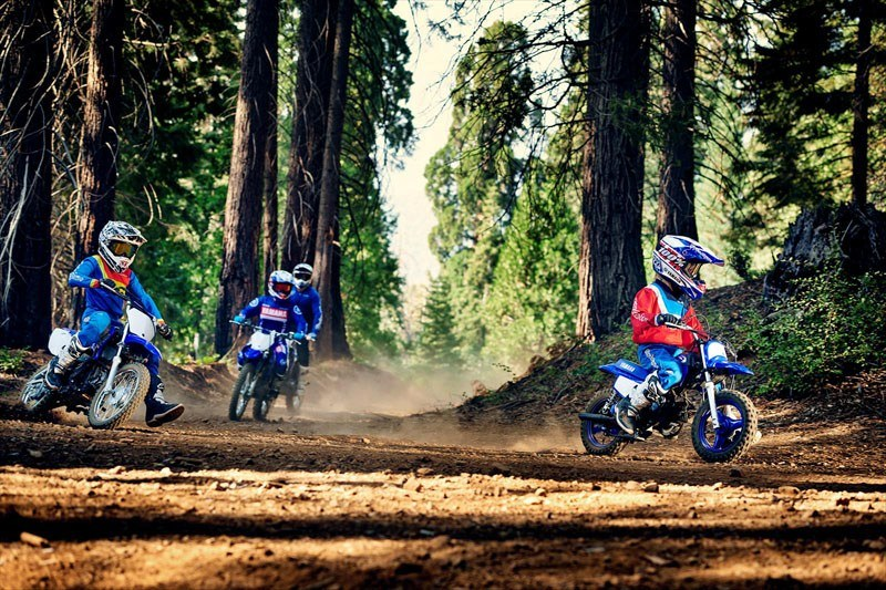 2020 Yamaha PW50 in Berkeley, California - Photo 5