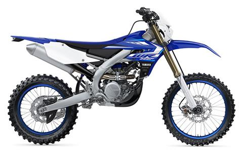 2020 Yamaha WR250F in Greenville, North Carolina
