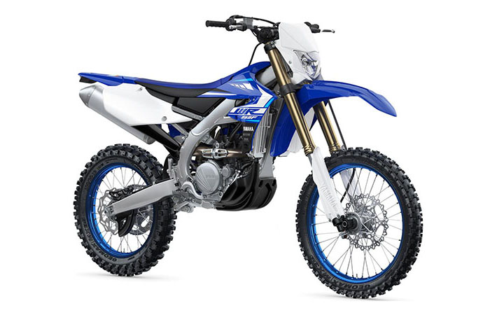 2020 Yamaha WR250F in Santa Clara, California - Photo 2