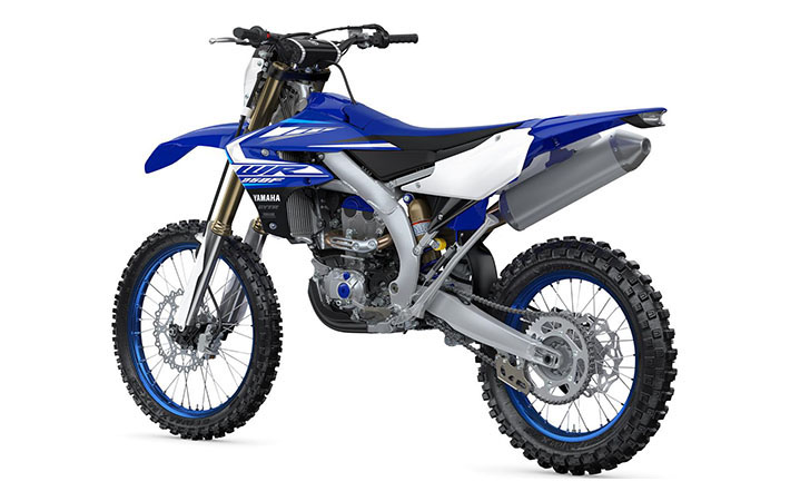 2020 Yamaha WR250F in Cumberland, Maryland - Photo 3