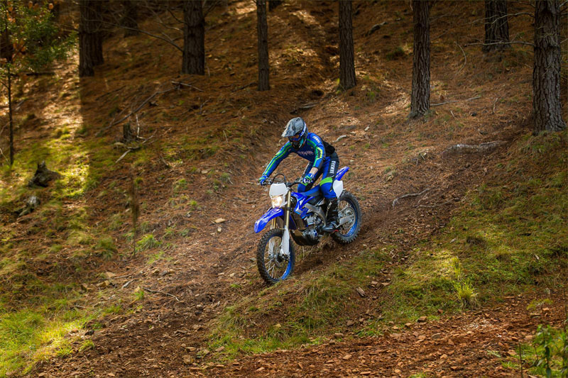 2020 Yamaha WR250F in Tamworth, New Hampshire - Photo 5