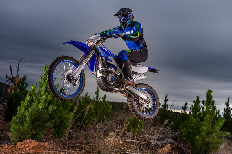 2020 Yamaha WR250F in Santa Clara, California - Photo 7
