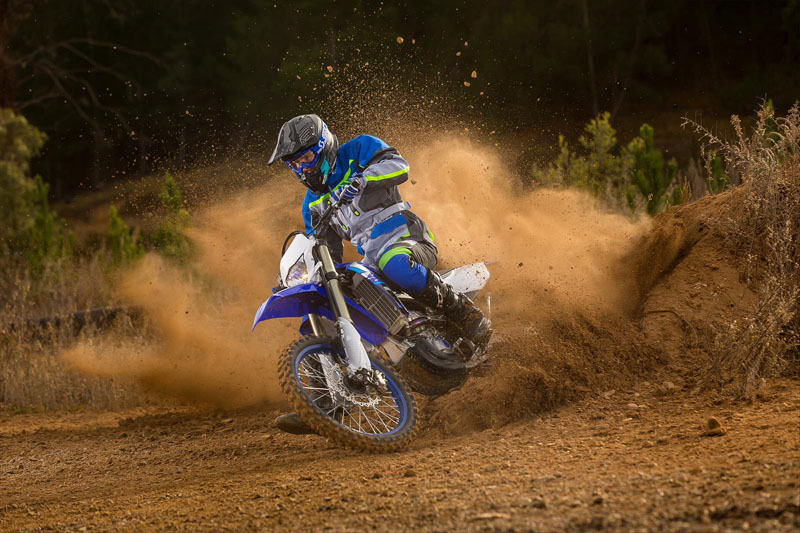 2020 Yamaha WR250F in Santa Clara, California - Photo 8