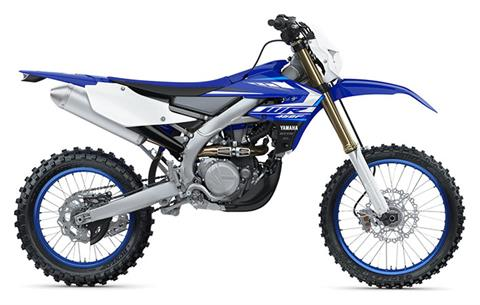 2020 Yamaha WR450F in Greenville, North Carolina