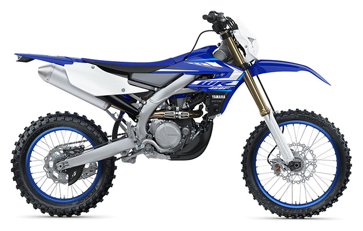 2020 Yamaha WR450F in Sacramento, California - Photo 1