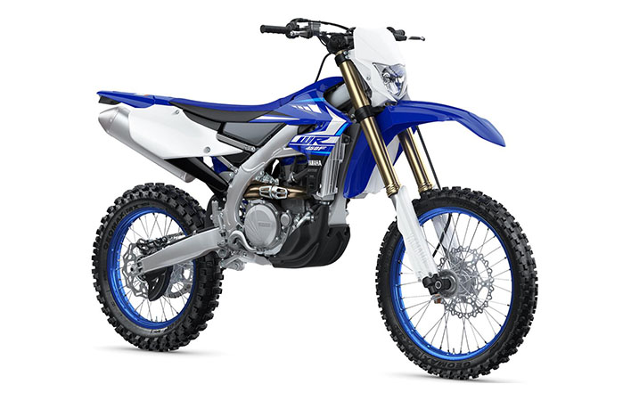 2020 Yamaha WR450F in Escanaba, Michigan - Photo 2