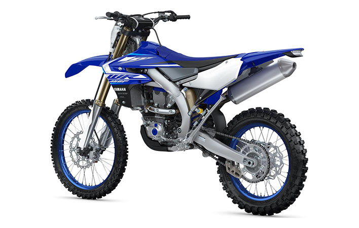 2020 Yamaha WR450F in Berkeley, California - Photo 3