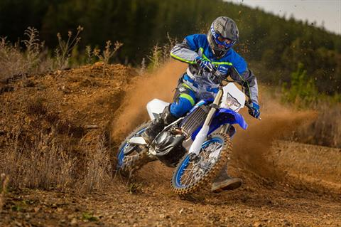 2020 Yamaha WR450F in Sacramento, California - Photo 5