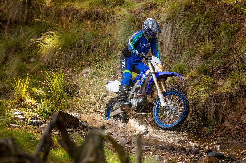 2020 Yamaha WR450F in San Marcos, California - Photo 6