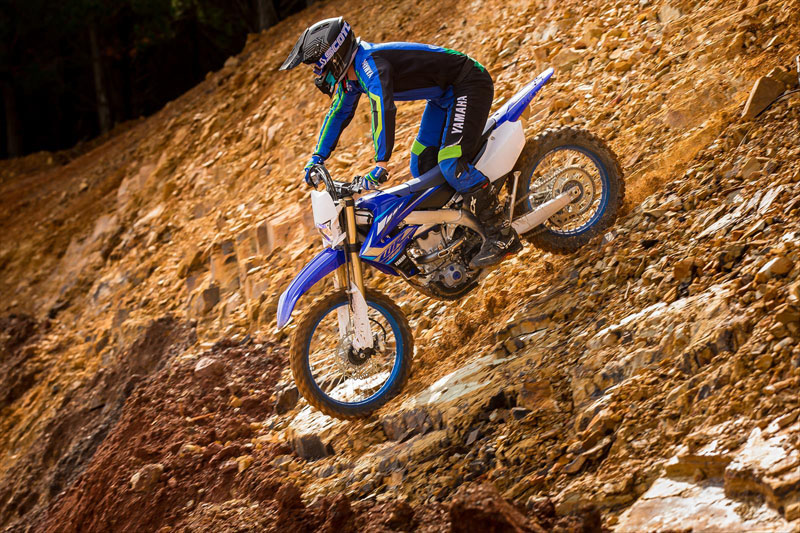 2020 Yamaha WR450F in Sacramento, California - Photo 7