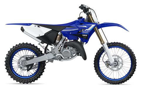 2020 Yamaha YZ125X in Coloma, Michigan