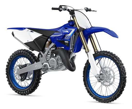 2020 Yamaha YZ125X in Sacramento, California - Photo 2
