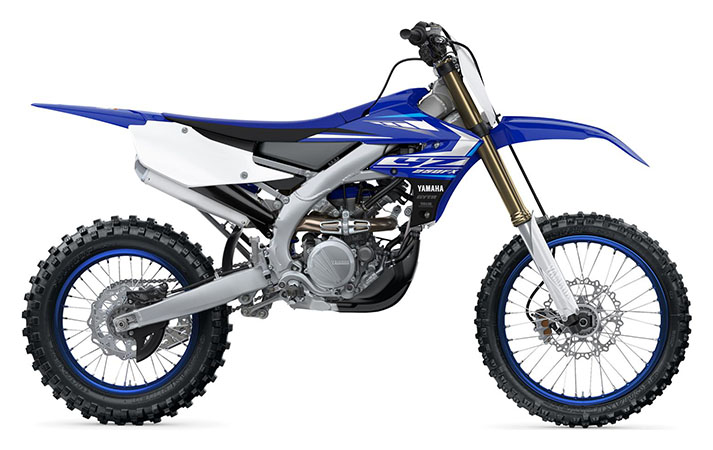 2020 Yamaha YZ250FX in Amarillo, Texas - Photo 1