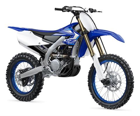 2020 Yamaha YZ250FX in Geneva, Ohio - Photo 2