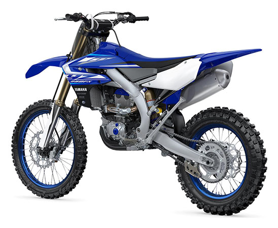 2020 Yamaha YZ250FX in Sacramento, California - Photo 5