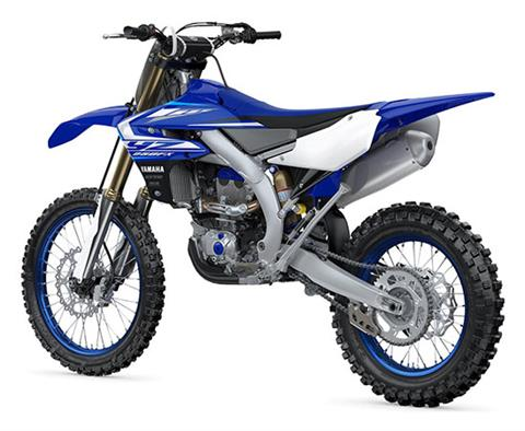 2020 Yamaha YZ250FX in Waco, Texas - Photo 3