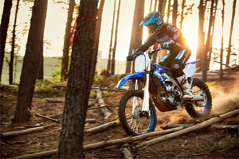 2020 Yamaha YZ250FX in Middletown, New York - Photo 5