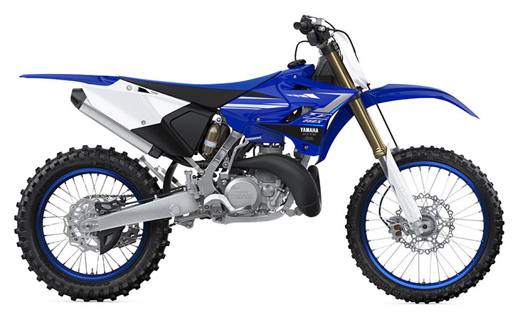 2020 Yamaha YZ250X in Santa Clara, California - Photo 1