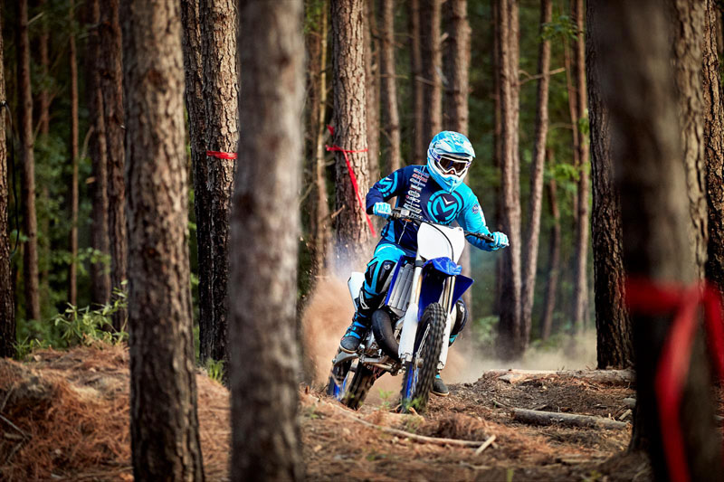2020 Yamaha YZ250X in Norfolk, Virginia - Photo 4