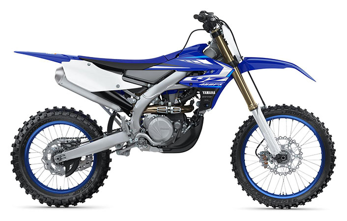 2020 Yamaha YZ450FX in Cumberland, Maryland