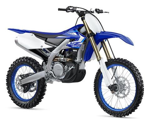 2020 Yamaha YZ450FX in Carroll, Ohio - Photo 2