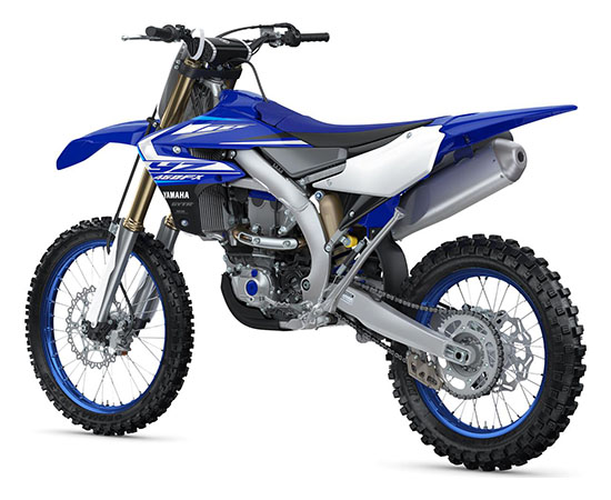 2020 Yamaha YZ450FX in Tyrone, Pennsylvania - Photo 3