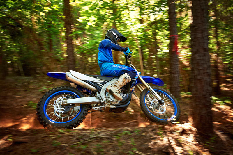 2020 Yamaha YZ450FX in Athens, Ohio - Photo 6