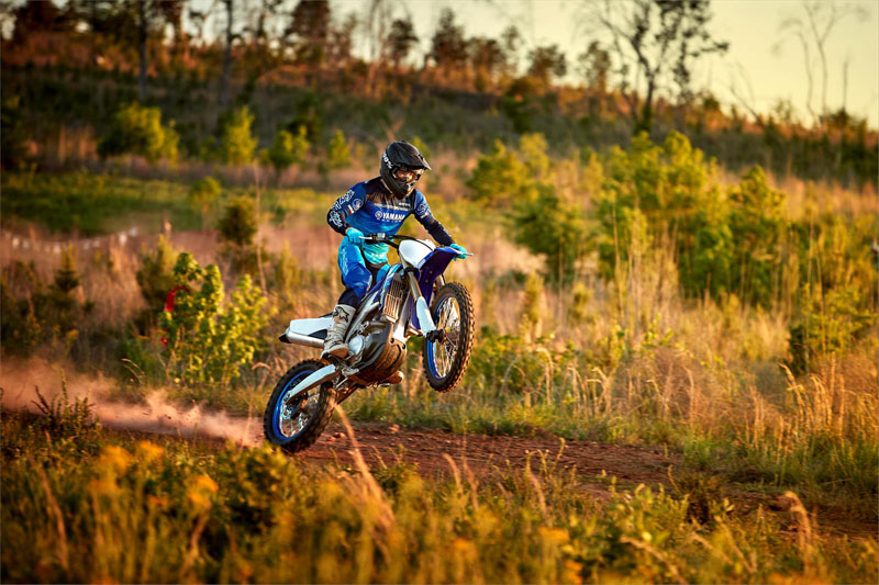 2020 Yamaha YZ450FX in Columbus, Ohio - Photo 8