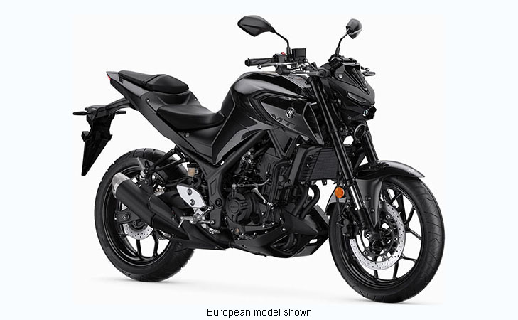 2020 Yamaha MT-03 in Iowa City, Iowa - Photo 2