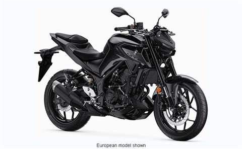 2020 Yamaha MT-03 in Mineola, New York - Photo 2