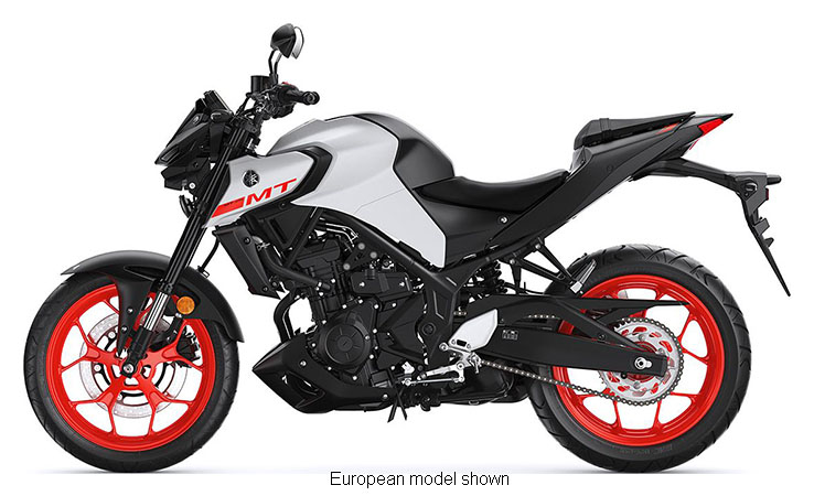2020 Yamaha MT-03 in Zephyrhills, Florida - Photo 2