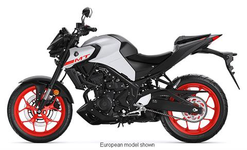 2020 Yamaha MT-03 in San Jose, California - Photo 2
