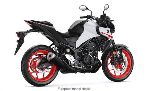 2020 Yamaha MT-03 in Zephyrhills, Florida - Photo 5