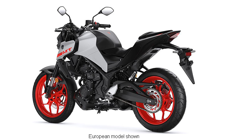 2020 Yamaha MT-03 in Zephyrhills, Florida - Photo 6