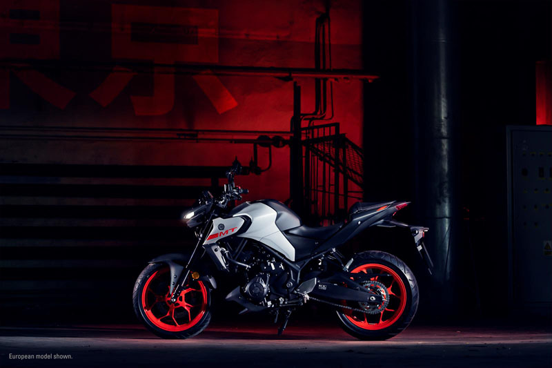 2020 Yamaha MT-03 in Orlando, Florida - Photo 17