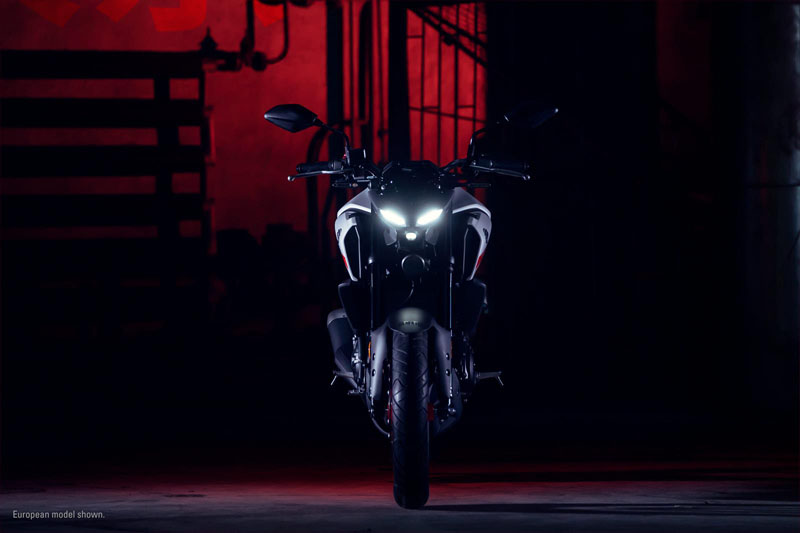2020 Yamaha MT-03 in Tamworth, New Hampshire - Photo 6
