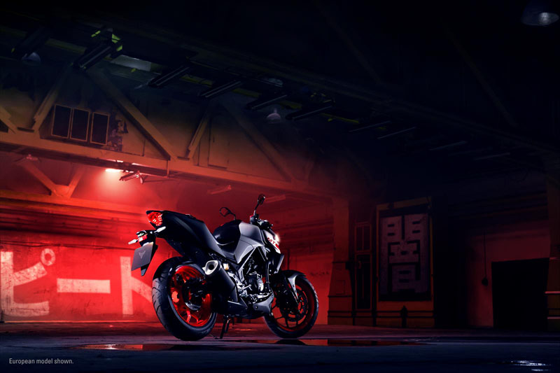 2020 Yamaha MT-03 in Iowa City, Iowa - Photo 8