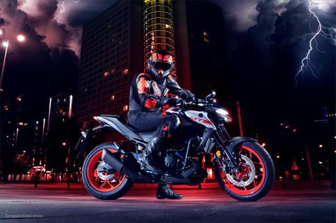 2020 Yamaha MT-03 in Massillon, Ohio - Photo 17