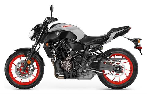 2020 Yamaha MT-07 in Marietta, Ohio - Photo 2