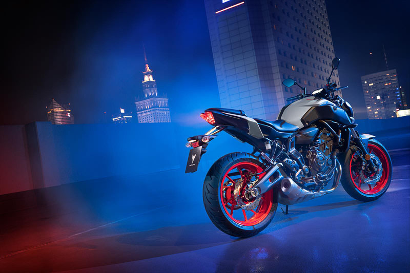 2020 Yamaha MT-07 in Las Vegas, Nevada - Photo 16