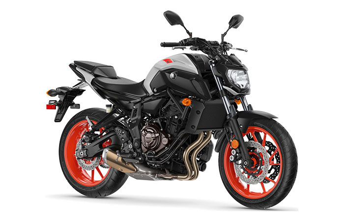2020 Yamaha MT-07 in Santa Clara, California