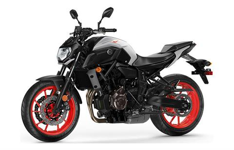 2020 Yamaha MT-07 in Zephyrhills, Florida - Photo 4